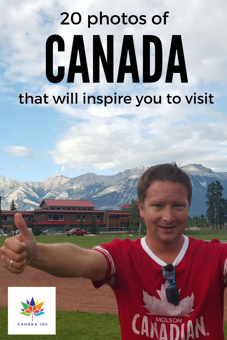 It's Canada's 150th birthday TODAY (1st July 2017) and we from The Curious Explorer's Headquarters like to wish our friends across the pond all the best and celebrate in style (don't get too drunk guys). Let's celebrate together by showing you the best photos which Danik took over two trips to Canada back in the summers of 2010 and 2015 and hopefully this will inspire you to visit this amazing part of the country.