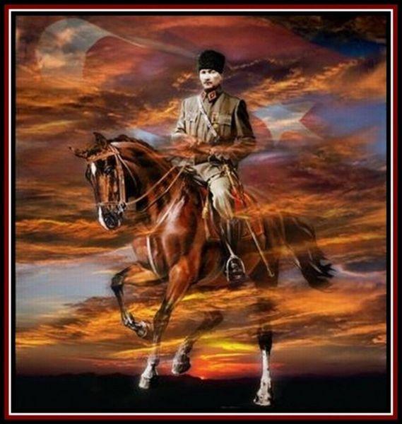 Atatürk'ün At Sevgisi Ve Atları