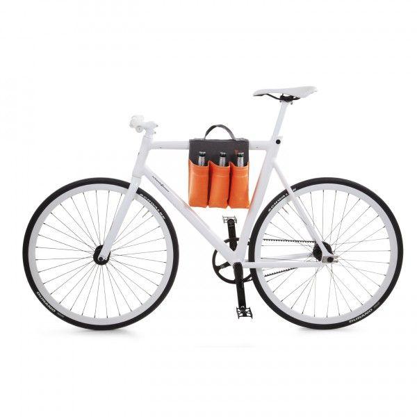 Die Donkey sixpack Fahrradtasche bietet Platz für sechs Durstlöscher-Flaschen. Wir finden, die Donkey Fahrradtasche darf auf keiner Radtour fehlen.