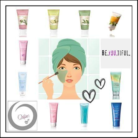 Oriflame Face Masks