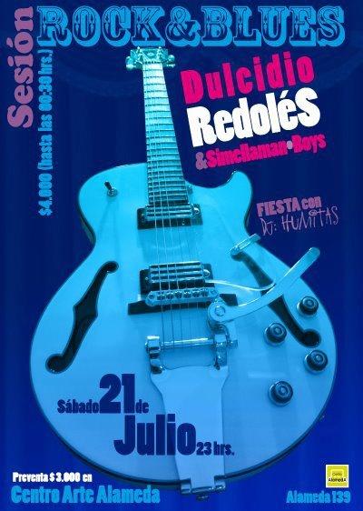 Rock & Blues Julio 2012