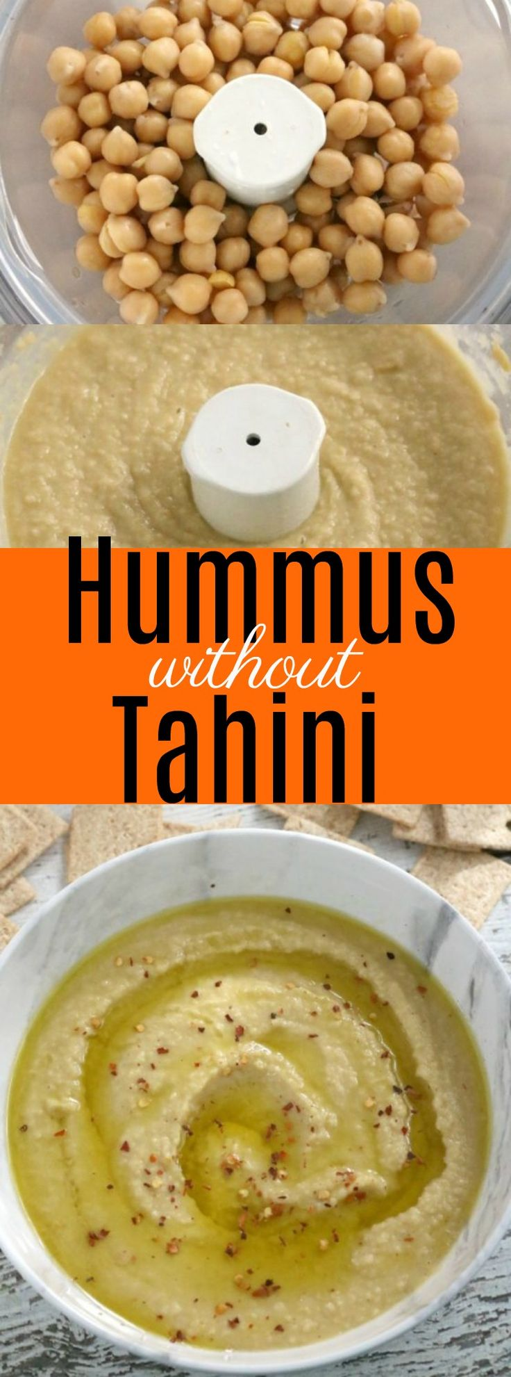 Hummus is a quick and healthy snack but can be exp…
