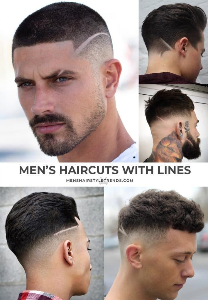 Men Shairstyles Men S Hairstyles Line In 2020 Haircut Designs Cool Hair Designs Haircut Designs For Men