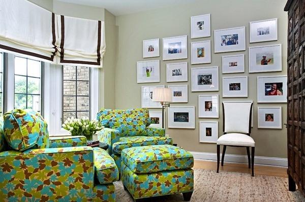 Classic Contemporary Interior Design  @home-decor