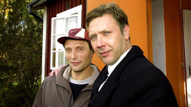 Mads Mikkelsen and Mikael Persbrandt | Scandiwegian Awesomeness | Pinterest