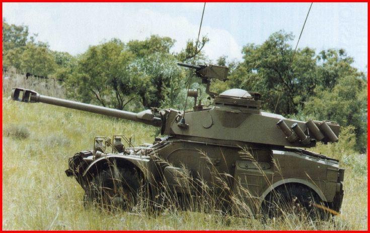 SADF.info Eland Armoured car (Noddy)