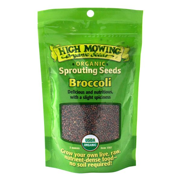 Our sprouting seeds let you grow organic sprouts and shoots right at home, so you can add more healthy vegetables to your diet. http://products.mercola.com/sprouting-seeds/