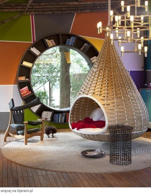 28 Comfy Chairs to Read In - Retreat by Random House - Need to check these