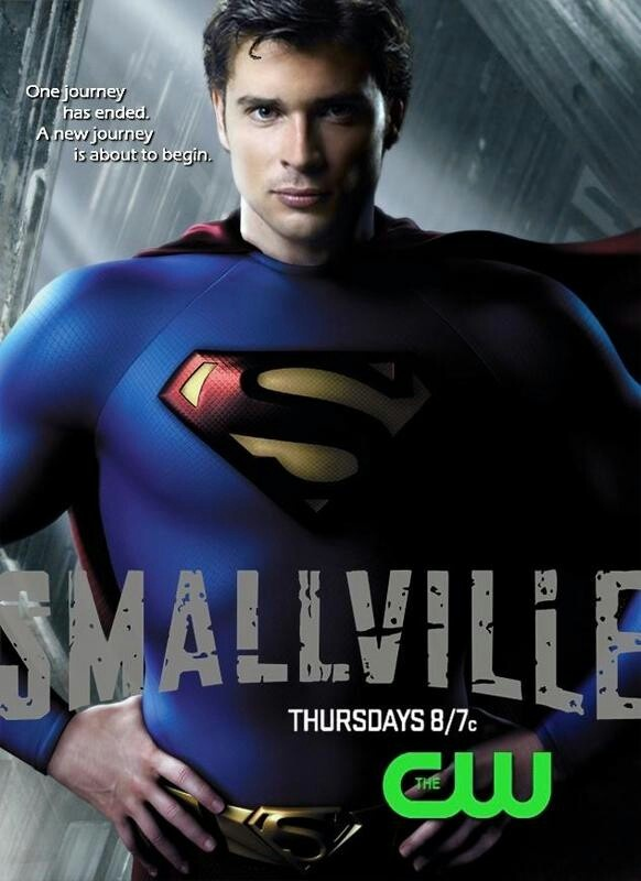 Smallville - Man I miss this show :-(