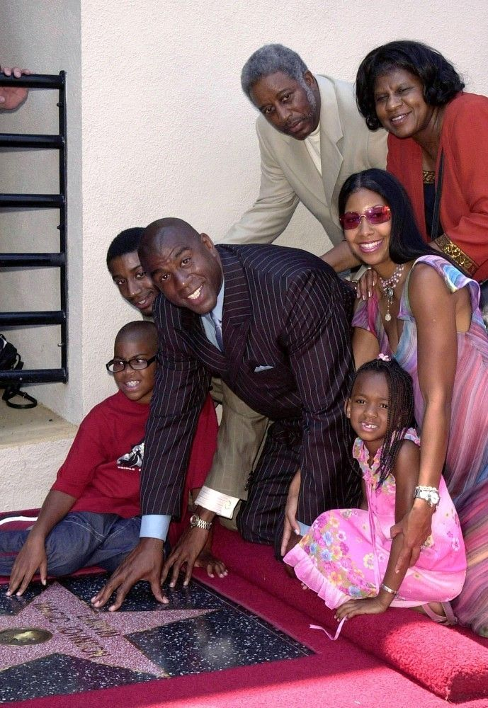 Cookie Johnson Photos: Magic Johnson Reveals His Son is Gay