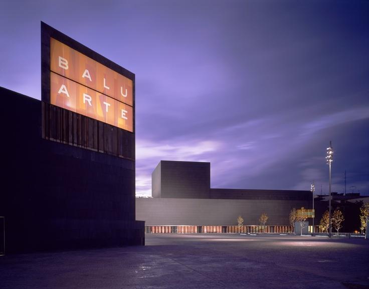 Baluarte, Pamplona