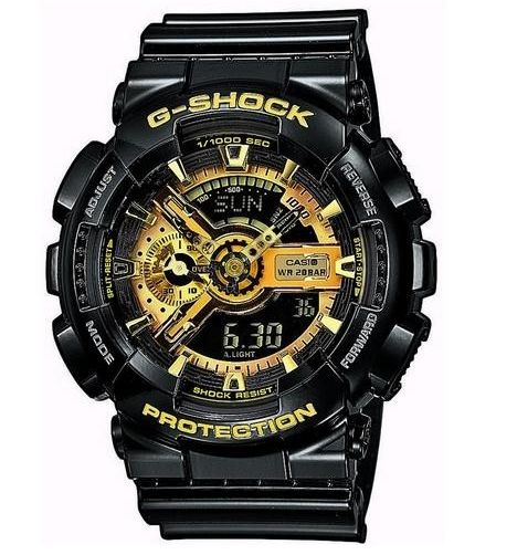 Relógio Casio G-Shock Anadigi Masculino Edição Limitada Ga-110gb-1adr http://compre.vc/s/0c110e2d  #PreçoBaixoAgora #MagazineJC79