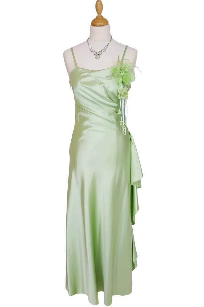 Abendkleid grun 42