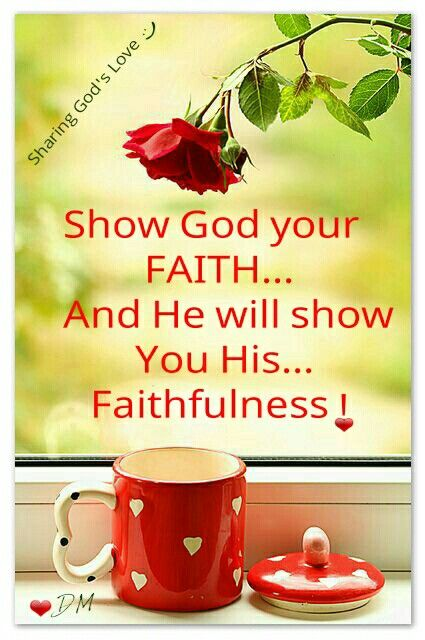 """❤ Good day Lord, For Great is Thy faithfulness! - Morning by morning new mercies I see. - All I have needed Thy hand hath provided. - Great is Thy faithfulness, Lord, unto me ! - There is no shadow of turning with Thee; Thou changest not, Thy compassions, they fail not. - As Thou hast been, Thou forever will be. And I want to take this time to say dear Lord, """"Thank you for everything you have done for me, and my family. Amen."""" ❤{DM}"""