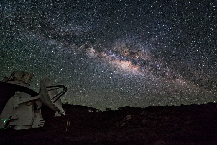 【宇宙に1番近い場所?】ハワイ「マウナケア山」から見る星空が圧巻のド迫力!   RETRIP
