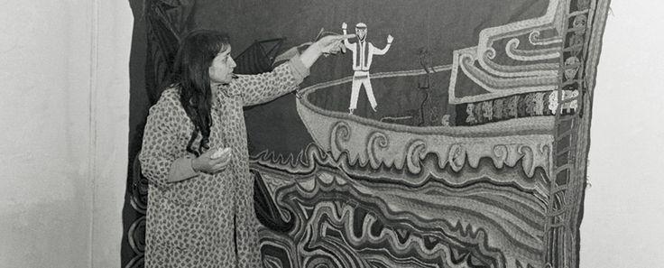 Violeta Parra. Obra visual | Ocholibros Editores