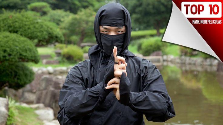 Las 10 Mejores Peliculas De Ninjas