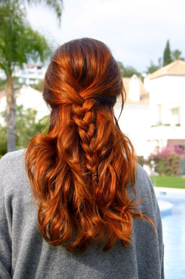 1740 best Hair images on Pinterest   Red hair, Ginger hair and Redheads