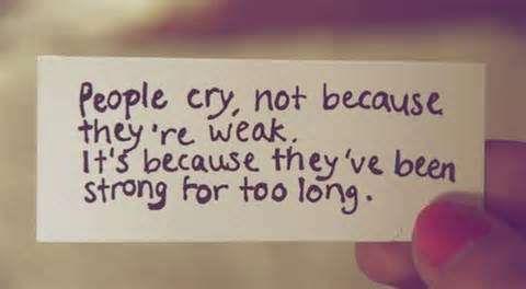 Quotes About Tears - Famous Quotes Ever