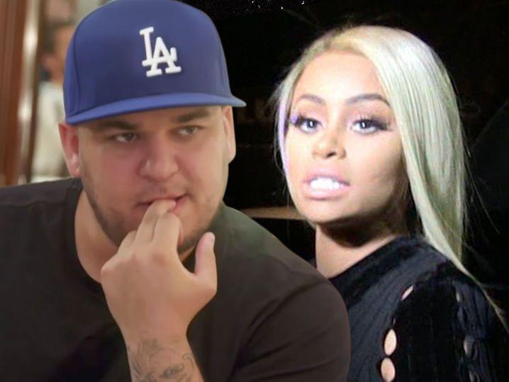 Rob Kardashian Claims Family Bed Pics Were Smoking Gun Proving Chyna Cheated -