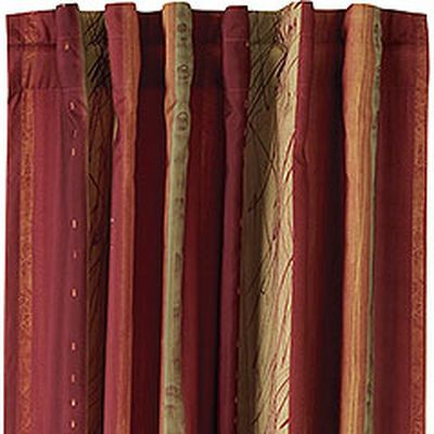 African Sunset Curtain 84 Quot Window Panels Curtains
