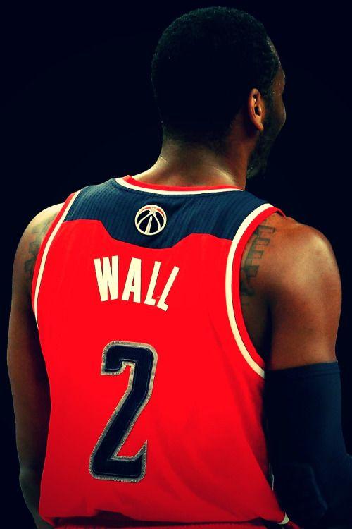 """John Wall - """"Break the Walls Dowwwwwwn, Break Down the Walls"""""""