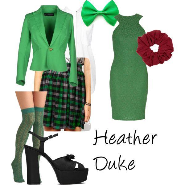 Heather Duke - Heathers the Musical