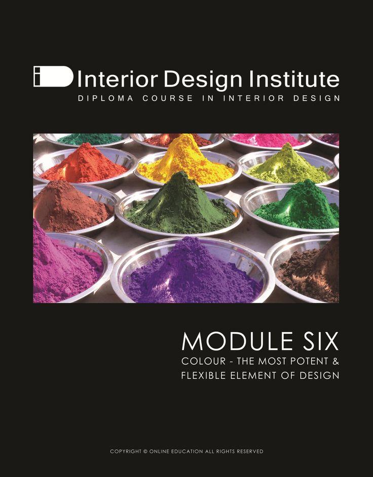 Module 6 interior design course pinterest interior for Interior design 6 months course
