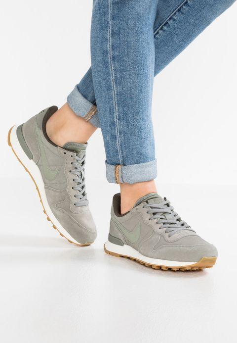 Chaussures Nike Sportswear INTERNATIONALIST - Baskets basses - dark  stucco/cargo khaki/sail/
