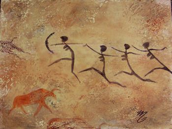 prehistoric art cave paintings The lascaux cave is famous for its palaeolithic cave paintings, found in a complex of caves in southwestern france, because of the exceptional quality, size.