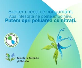 """Ministerul Mediului şi Pădurilor vă invită pe 10 si 11 iulie a.c., la Hotel Oxford din Constanta, pentru a participa la cel de-al şaselea,  în cadrul Campaniei de sensibilizare şi conştientizare a Proiectului """"Controlul Integrat al Poluarii cu Nutrienţi"""". Workshop-ul se adresează autorităţilor locale din Bazinul Hidrografic Dobrogea-Litoral, din care fac parte judeţele Constanţa, Tulcea şi Brăila."""