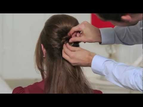 Create a 1960s Beehive step-by-step with the John Frieda® Hair Experts