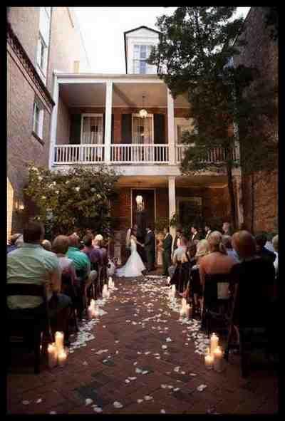 French Quarter Weddings Decorations Ideas 2018 – Elegant Wedding