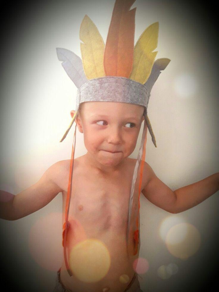 Chapeau d' indien