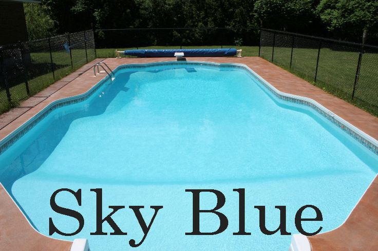 Best 25 pool paint ideas on pinterest walkway lights - Swimming pool paint for concrete pools ...