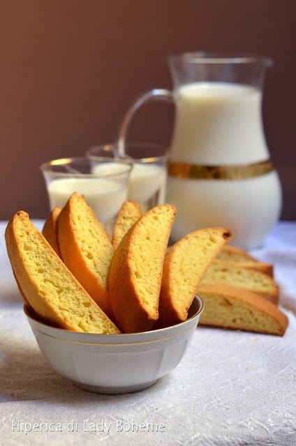 Italian Food - biscotti della salute