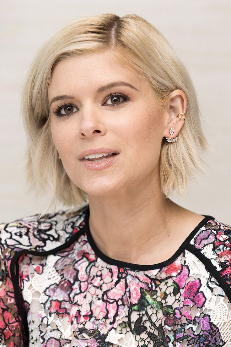 "We've been obsessed with [link url=""http://www.glamourmagazine.co.uk/person/kate-mara""]Kate Mara[/link]'s hair from day one. She's rocked a number of styles and shades, but this [link url=""http://www.glamourmagazine.co.uk/gallery/platinum-blonde-hair-colour""]bleach blonde[/link] bob is one of our ultimate faves."