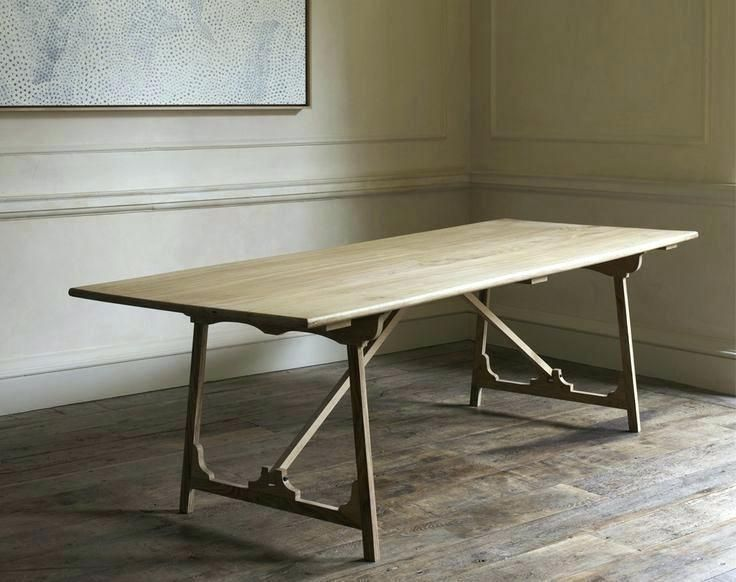More Click Collapsible Wood Table Modern Folding Tables