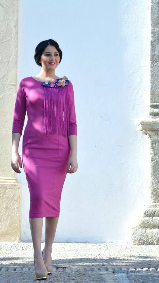 32 best Vestidos de fiesta, invitada perfecta by Mariquita Trasquila ...