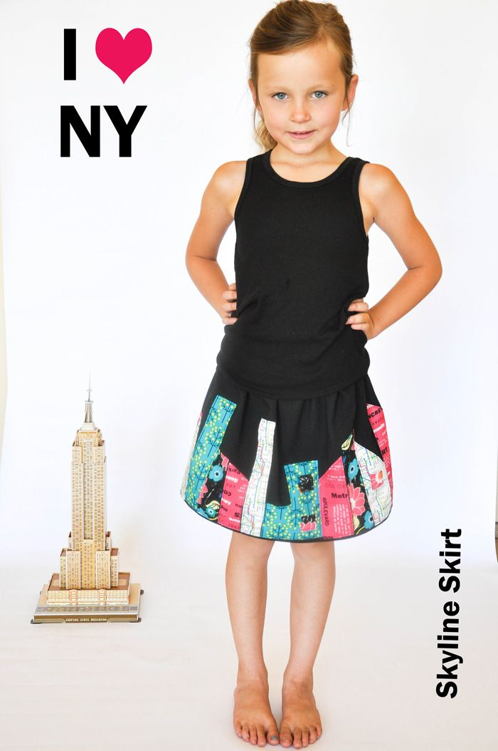 Skyline skirt tutorial sewing patterns and ideas for