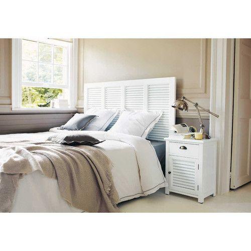 25 beste idee n over houten hoofdeinde op pinterest hoofdbord bed hoofdeinden en doe het. Black Bedroom Furniture Sets. Home Design Ideas
