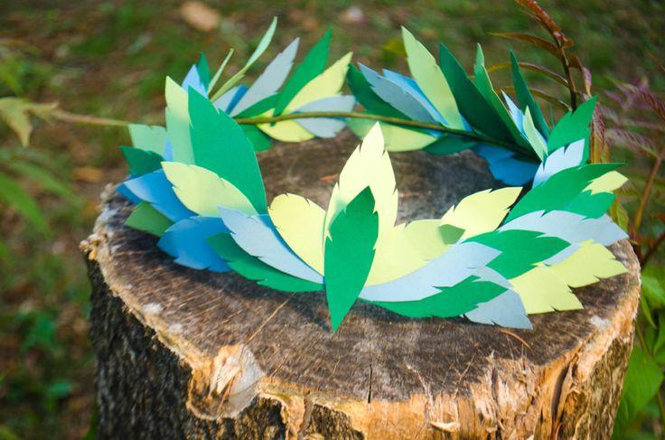 Une couronne en phase avec la nature avec Vaiana