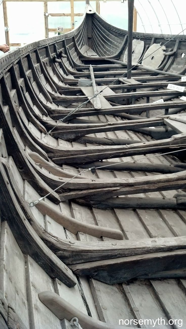 The Norse Mythology Blog: VIKING SHIP FIELD TRIP | Articles & Interviews on Myth & Relgion