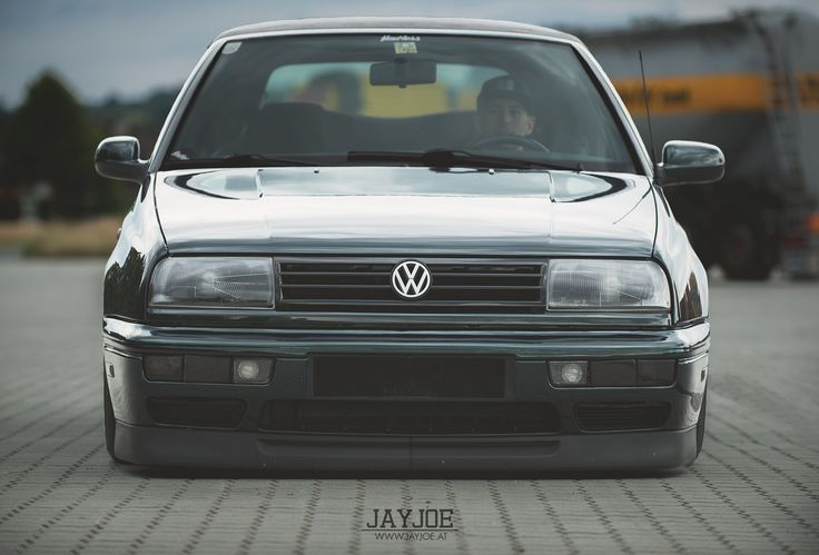 VW GOLF MK3 CABRIO www.jayjoe.at
