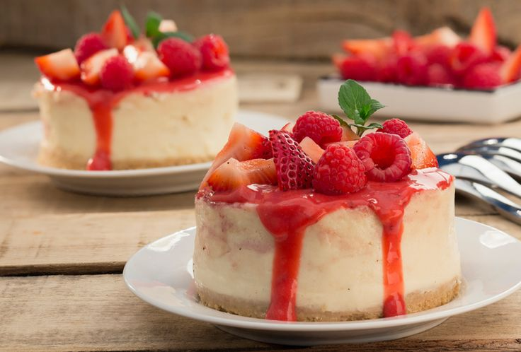 Consiente a tu familia con los deliciosos postres que Queso Crema Philadelphia tiene para ti. Disfruta de un cheesecake frío.