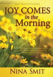 JOY COMES IN THE MORNING. Available from CUM Books.