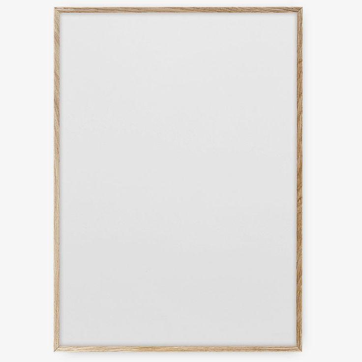 50x70cm ramme i eik fra Paper Collective - Bolina.no
