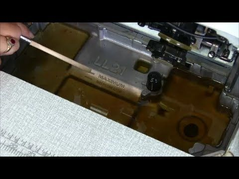 ▶ How To Clean Your Industrial Sewing Machine - The Fashion Industry Way - YouTube