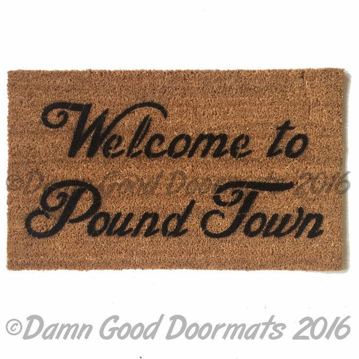 Nice Yep, You Found It! Rude, Funny Doormat