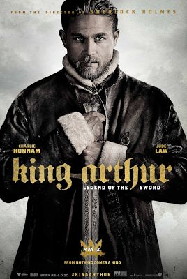 KING ARTHUR: LEGEND OF THE SWORD In 3D and 2D in select theaters on May 12